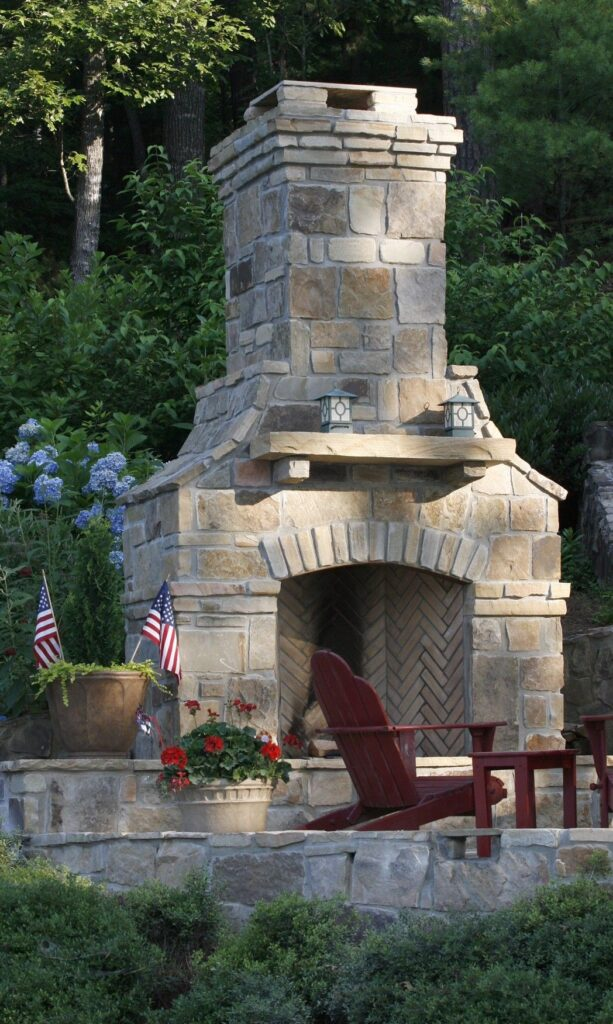 Outdoor Fireplace Havelock NC